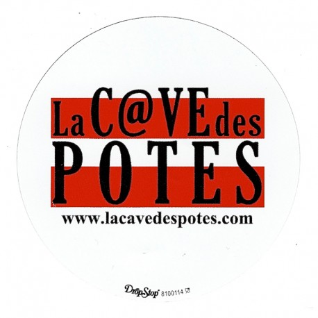 DROPSTOP La Cave des Potes Lot de 5 unités
