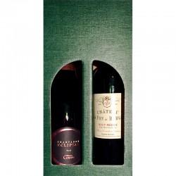 GRATUIT - Coffret cadeau 2 bouteilles