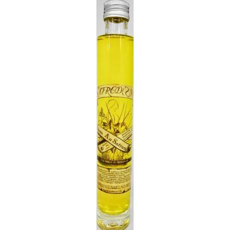 RHUM Safrodiziak Vanille 40% 70cl