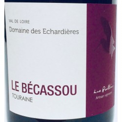 LOIRE Touraine Domaine des Echardières Le Bécassou 2017