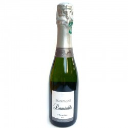CHAMPAGNE Lamiable Grand Cru Brut 1/2 bouteille