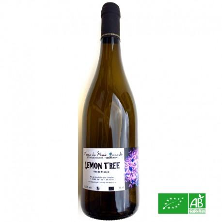 LOIRE Vin de France Chenin Lemon Tree Stéphane Rocher 2016