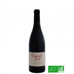 ROUSSILLON Côtes du Roussillon Mas Baux Grand Red 2017