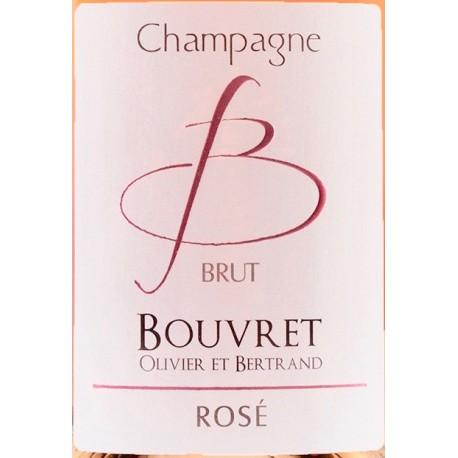 CHAMPAGNE Bertrand Bouvret Brut Rosé