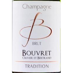 CHAMPAGNE Olivier et Bertrand Bouvret Brut Tradition