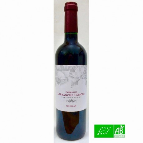 SUD_OUEST MADIRAN Domaine Labranche Laffont 2015
