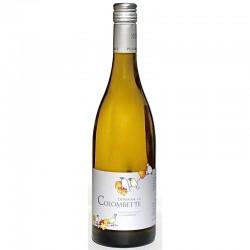 LANGUEDOC IGP Pays de l'Hérault  Domaine La Colombette Chardonnay Vin Raisonné 2018