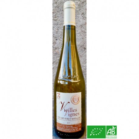 LOIRE Muscadet Manoir de la Mottrie Vieilles Vignes 2017