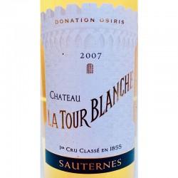 SAUTERNES 1er Cru Classé Château La Tour Blanche 2007