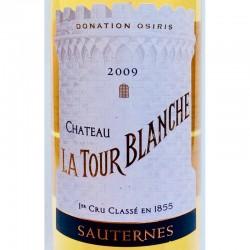 SAUTERNES 1er Cru Classé Château La Tour Blanche 2009