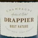 CHAMPAGNE Drappier Brut Nature Zéro Dosage Blanc de Noirs