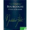 BOURGOGNE Côtes d'Auxerre Chardonnay Les Coudriers 2015 Domaine Madelin-Petit