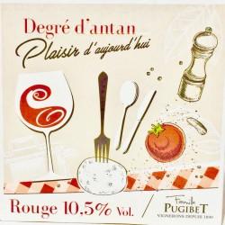 LANGUEDOC Rouge IGP Pays de l'Hérault Dom. La Colombette BIB 5L 2018