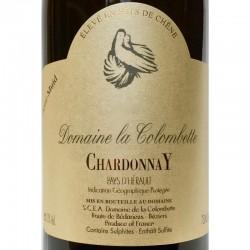 LANGUEDOC Coteaux du Libron Domaine de la Colombette Chardonnay Demi-Muid 2018