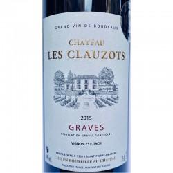 GRAVES Château Les Clauzots 2015