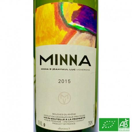 PROVENCE Vin de Pays des Bouches du Rhône Minna 2015