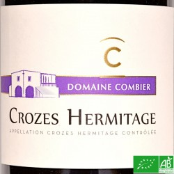 CROZES HERMITAGE Domaine Laurent Combier 2018
