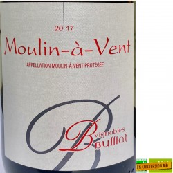 BEAUJOLAIS Moulin-à-vent Dom Bulliat 2017