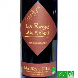 MAURY Tuilé La Rage du Soleil Mas Peyre 2013 50cl