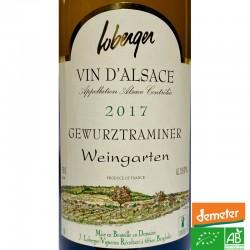 ALSACE Domaine Loberger Gewurztraminer Weingarten 2017