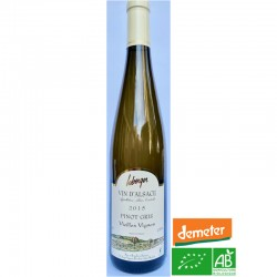 ALSACE Domaine Loberger Pinot Gris Vieilles Vignes 2017