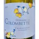 LANGUEDOC IGP Pays de l'Hérault Domaine La Colombette Chardonnay Vin Raisonné 2019