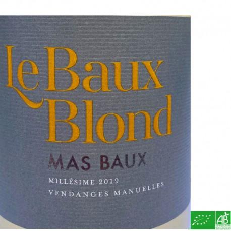 Côtes Catalanes Mas Baux Le Baux Blond 2019
