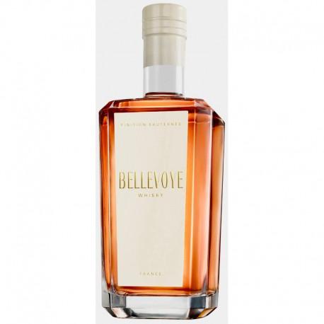 WHISKY - BELLEVOYE Triple Malt Finition Sauternes 40° (étiquette blanche)