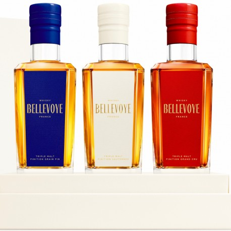 COFFRET DÉCOUVERTE WHISKIES BELLEVOYE