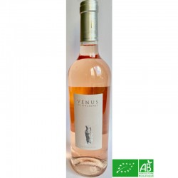 PROVENCE Vin de Pays du Var Domaine Pinchinat Vénus Rosé 2020